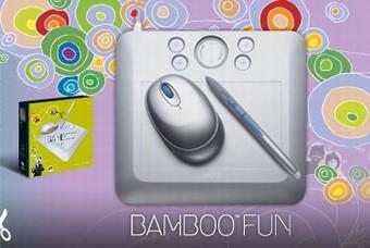 Wacom Bamboo Fun